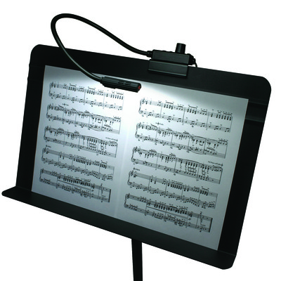 MS SERIES-MUSIC STAND LIGHT (LED & HALOGEN)