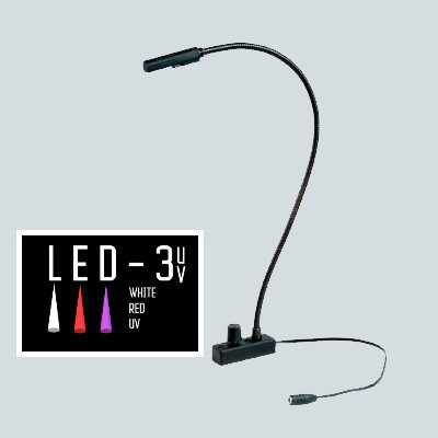 LED-3-UV Task Lights