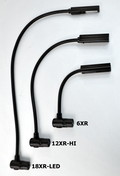 XR SERIES (3-PIN RIGHT ANGLE XLR)