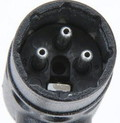 XR-SERIES RIGHT ANGLE XLR CONNECTOR